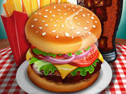 Burger Games at BrowserGamesWorld.com
