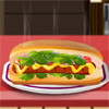 Cooking Hot Dog Game Online