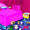Emo Room Clean Up Game Online