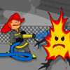 Firefighter Cannon Game Online