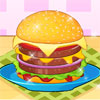 Hamburger Builder Game Online